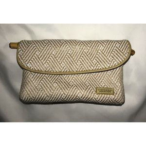 Stephanie Johnson Makeup Bag NWOT